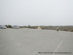 Sand Spit parking lot
