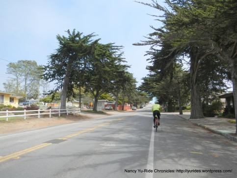 on Santa Ysabel Ave