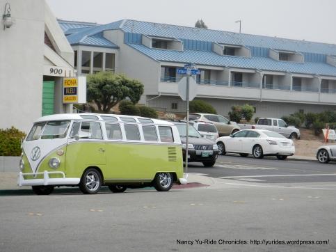 vintage VW wagon