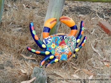 crab post