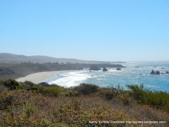 Ragged Point beach