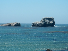 Piedras Blancas Rocks