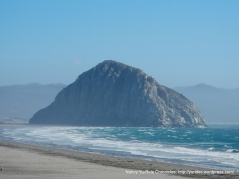 gorgeous Morro Rock