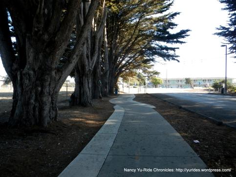 multi-use path Morro Bay