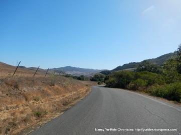 3.5 miles-Toro Creek Rd