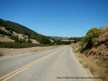 rolling terrain to CA-46