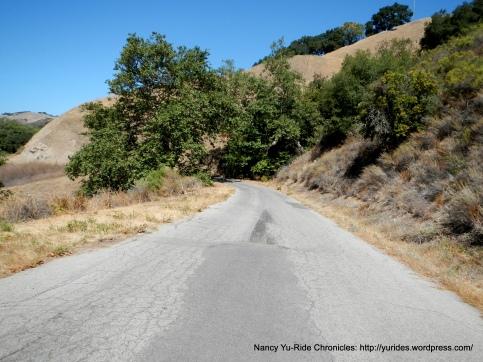 descend Santa Rosa Creek Rd
