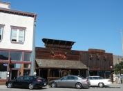old westernm facade