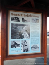 the Embarcasdero