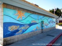 ocean mosaic