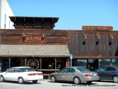 old western saloon
