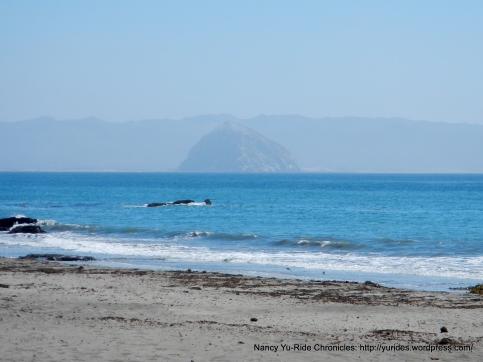 view of Morro Rock