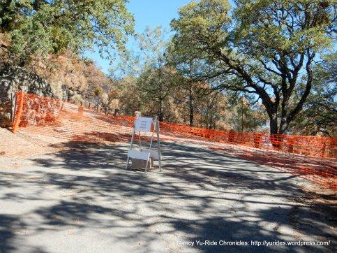 closed picnic area