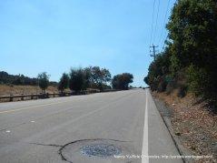 climb up Castro Valley Blvd