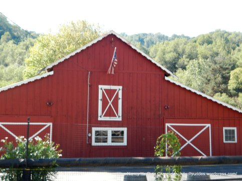 "the ""Red Barn"""