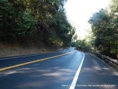 new pavement-Crow Canyon Rd