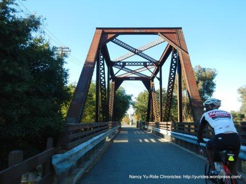 Walnut Creek trestle