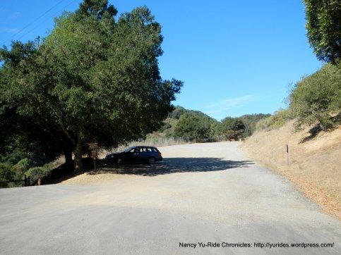 Bort Meadow parking area