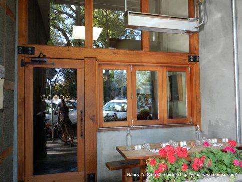 SCOPA restaurant