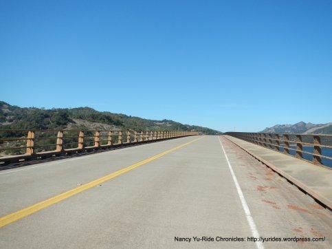 Lake Sonoma Bridge xing