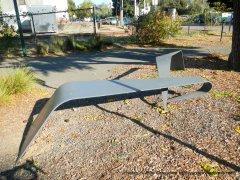 Blackbird Bench