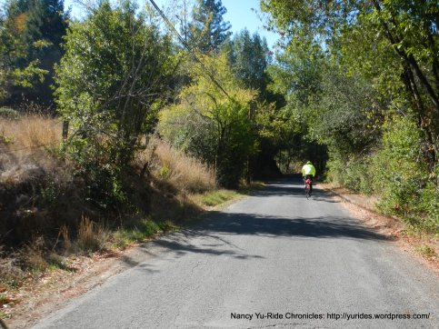 Sweetwater Springs descent