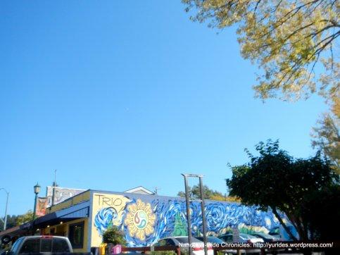 Guerneville mural
