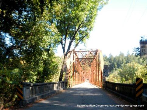 Wohler Bridge