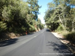 repaved Eastside Rd