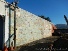 Geyserville mural