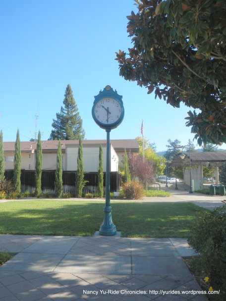 Cloverdale clock tower