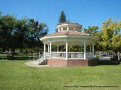 Rotary Park gazebo