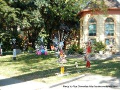front yard decor