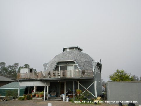 hexagon style roof