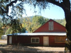 old farm house/barn