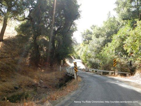 narrow bridge-creek xing
