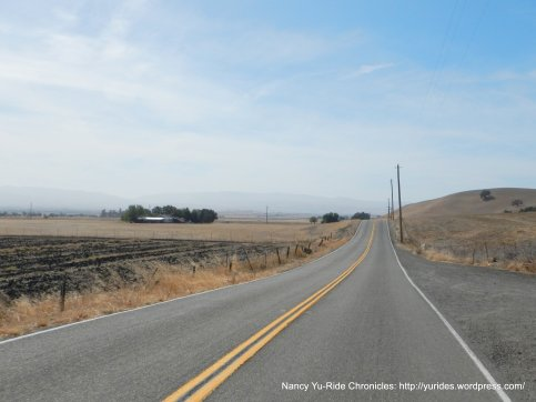 Morgan Territory to Livermore