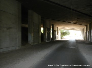 I-680 underpass-Iron Horse Trail