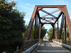 Walnut Creek trestle-Iron Horse Trail