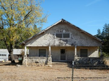 old ranch home