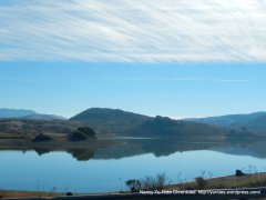 calm waters-Nicasio Reservoir