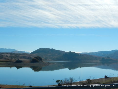 calm waters-Nicasio Reservoir