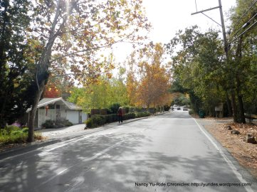 Lafayette residential neighbothood