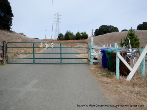 dead end-private property