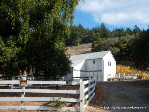Lucas Valley farm