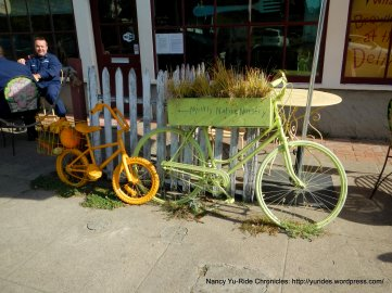 decorative bikes