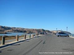 Benicia Point-public pier