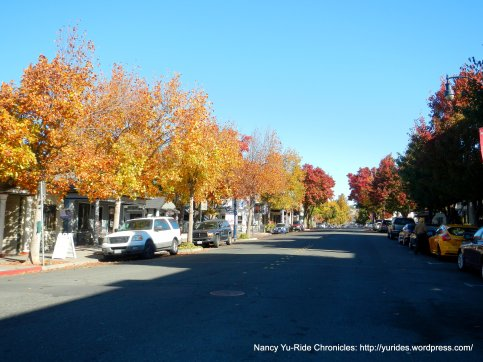 downtown Benicia-1st St