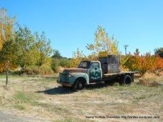 Erickson Ranch vintage truck