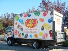 Jelly Belly truck